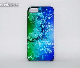 Abstract Gradient colorful iphone case, trendy, unique, chic, iphone 4, iphone 5 case